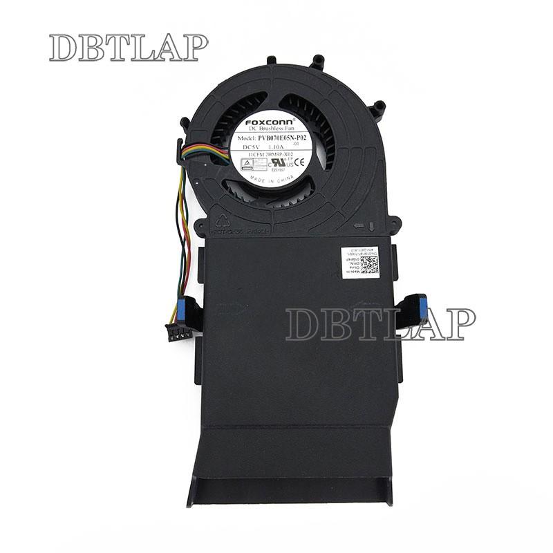 全新戴爾DELL Optiplex 7040M 9020M MINI 5JV3N CPU散熱風扇