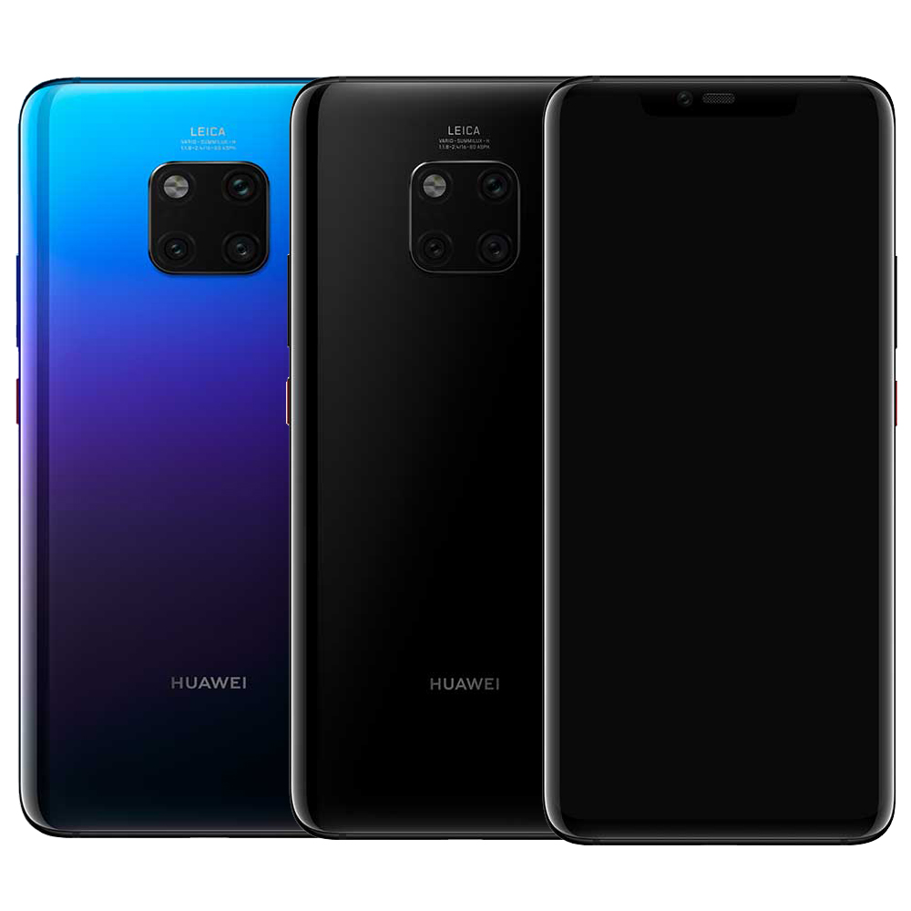 HUAWEI Mate 20 Pro 6.3吋徠卡三鏡頭智慧手機