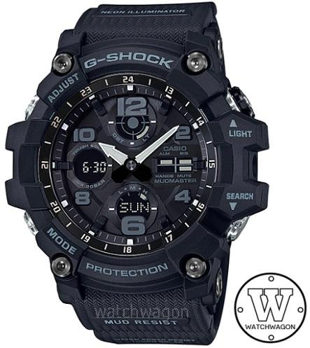 Casio G-Shock Tough Solar Mudmaster GSG-100-1A