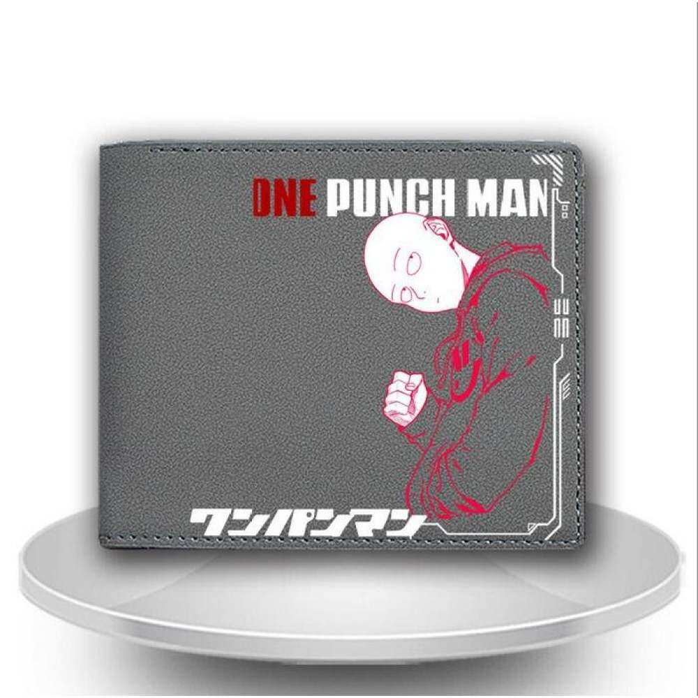 ONE PUNCH-MAN Student wallet PU wallet