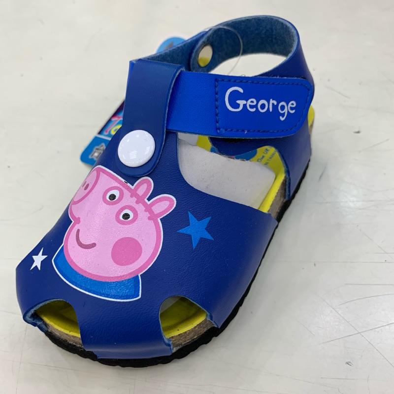 粉紅豬小妹(喬治)伯肯鞋