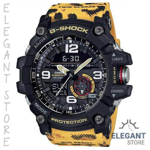Casio G-Shock Mudmaster GG-1000WLP-1A Digital compass Men Watch