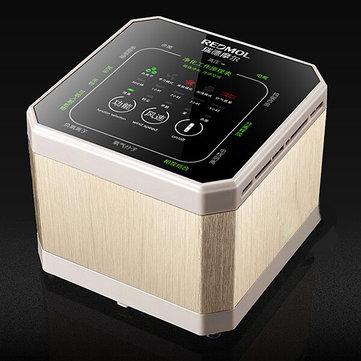 REDMOL Negative Ion Air Purifier Anion Cleaner Household Oxygen Bar Purify Purification Machine