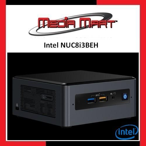 INTEL® NUC KIT NUC8I3BEH (NO RAM, SSD, OS) (BARE BONE) 8th Gen i3 Processor
