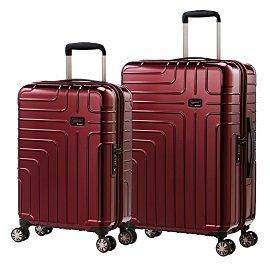 eminent【伊洛絲】極輕絕美鏡面PC行李箱 20+24 吋KG93