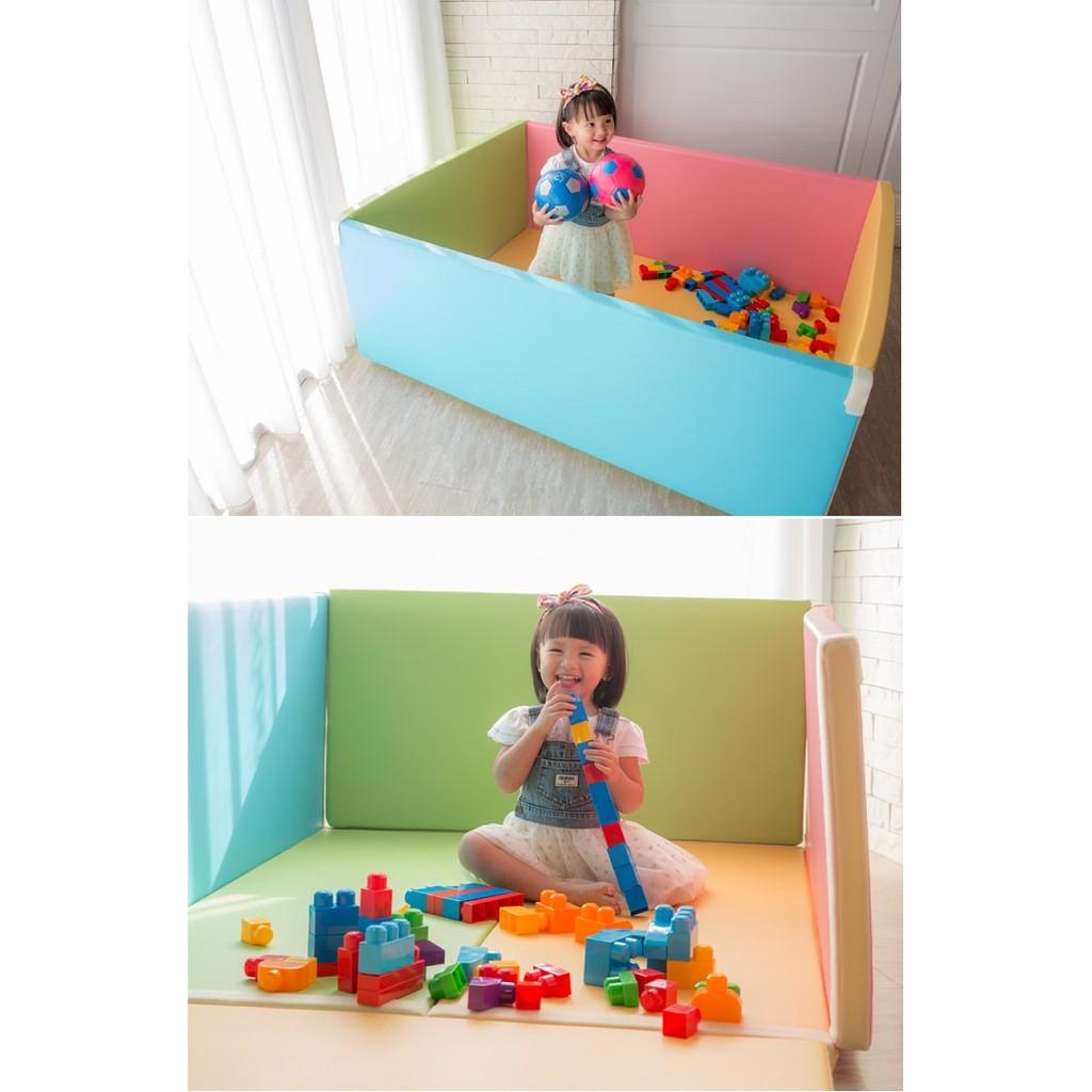 【現貨】【Mang Mang 小鹿蔓蔓】兒童遊戲城堡圍欄