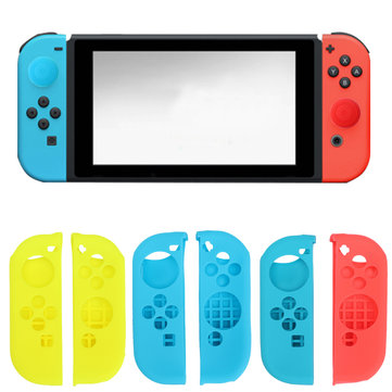 Left Right Replacement Hard Housing Shell Case Cover for Nintendo Switch Joy-Con Gamepad