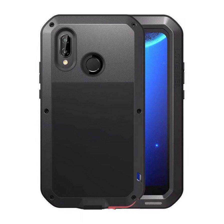 Best Seller LOVE MEI Metal Case Shockproof Gorilla Glass For OPPO R11 Plus R11S R9 R15