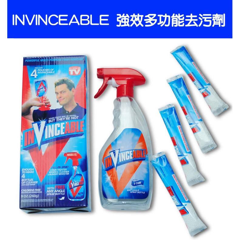 美國InVinceable 強效多功能萬用去污劑(去污粉X4)