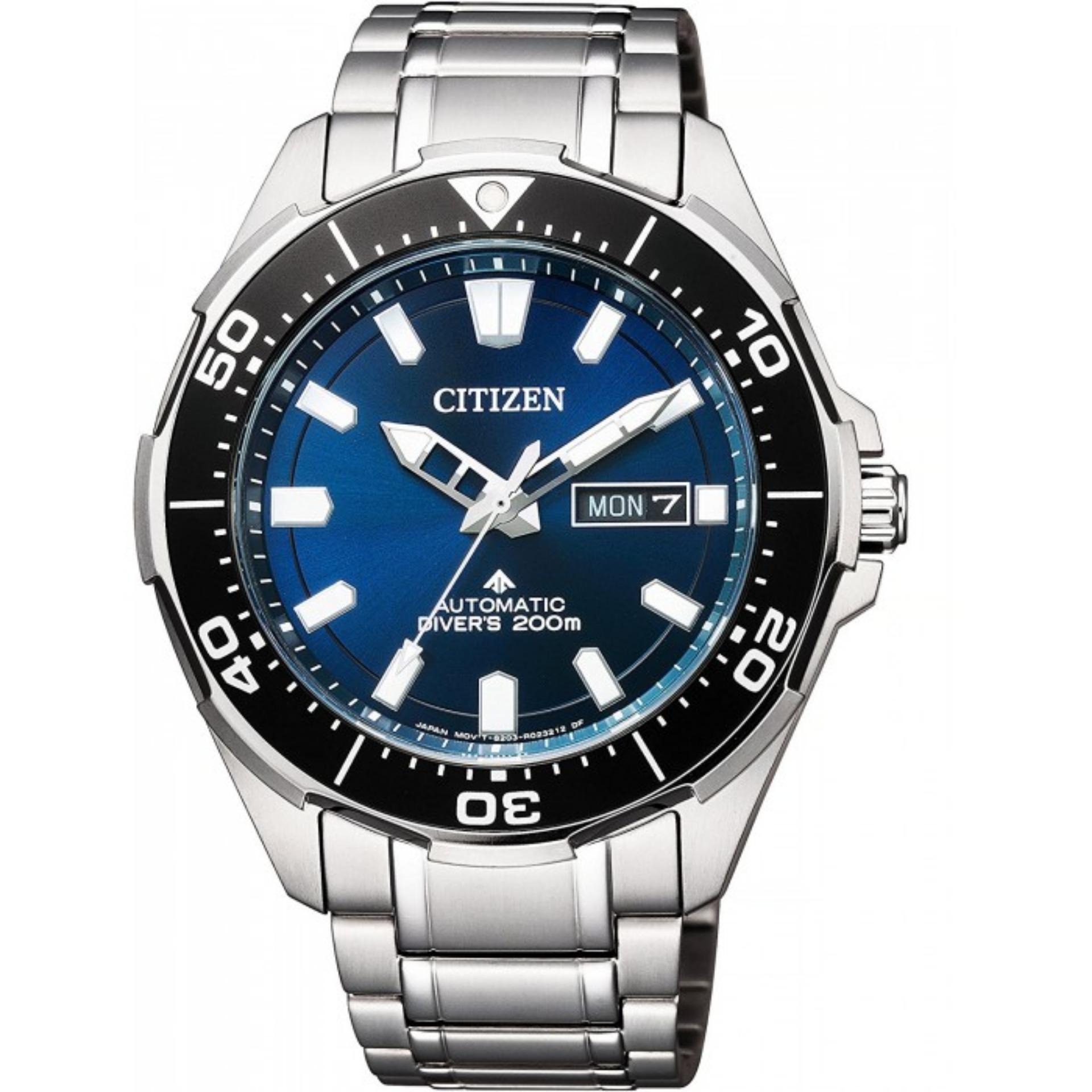 Citizen Automatic Titanium Promaster Dive Watch NY0070-83L