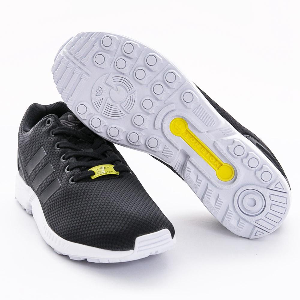 ADIDAS-ZX FLUX 男休閒鞋 M19840-黑