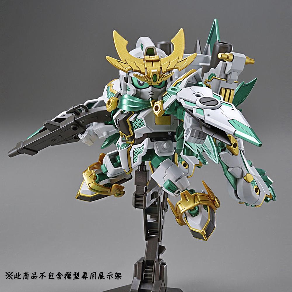 【BANDAI】組裝模型 鋼彈創鬥者 潛網大戰 SDBD RX-零丸 神氣結晶 026