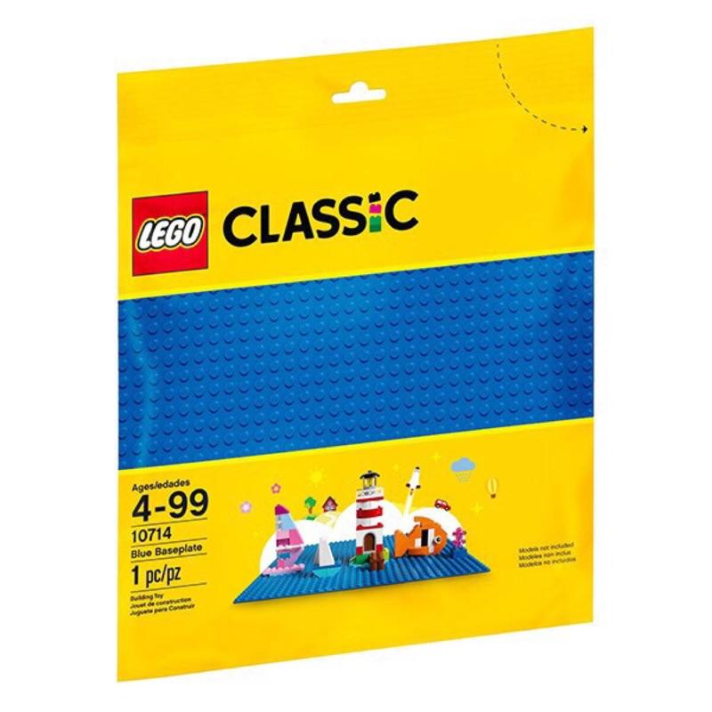 木木玩具 全新 樂高 LEGO 10714 藍色底版