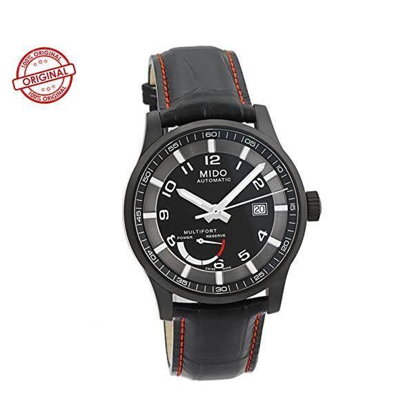นาฬิกาข้อมือ ผู้ชาย MIDO Multifort II Power Reserve M005.424.36.052.22