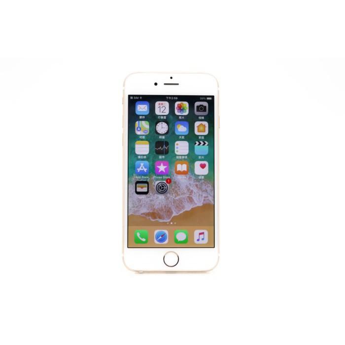 【青蘋果3C】APPLE IPHONE 6 16G 16GB 金 IOS11.4.1 二手蘋果手機 #35528