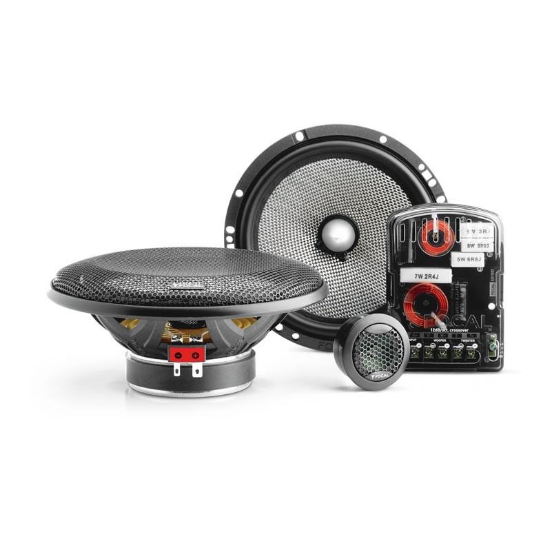 愛音音響館-FOCAL-165 AS-6.5吋兩音路分離式套裝單體喇叭-公司貨