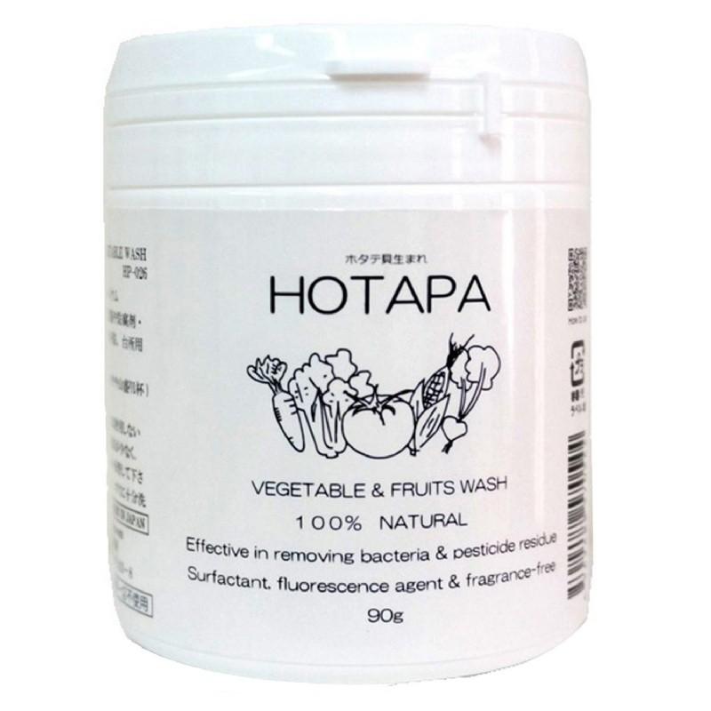 🇯🇵 日本HOTAPA 貝殼粉蔬果清潔粉