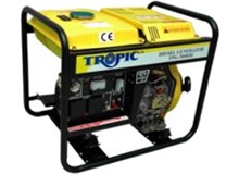TROPIC DIESEL GENSET,KEY START 3000W - TPG3000DE