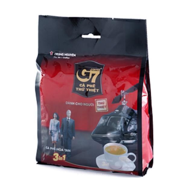 【G7】三合一即溶咖啡(16g*50包-新包裝)*3組