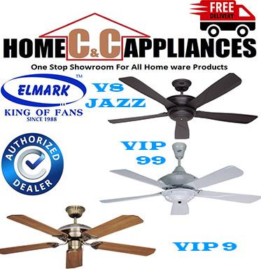Elmark EL 3888 VIP 99 Ceiling Fan | EL 3888 VIP 9  | EL 3888 V8 JAZZ | Remote Control Fan