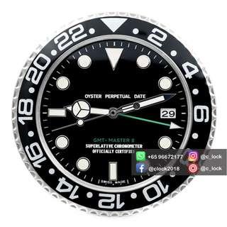 Rolex wall Clock GMT !