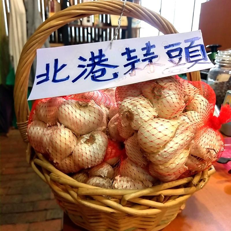 買五送一 雲林北港蒜頭 自家種植 炒菜醃漬防感冒 代售 爍咖啡 產地直送 可來看貨