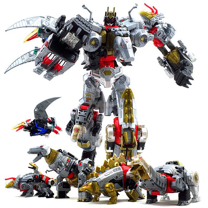 變形玩具金剛5 淤泥恐龍機器人 BPF修羅王之力天元5合體模型現貨