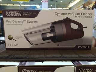 OHM SHIMONO CYCLONE VACUUM CLEANER