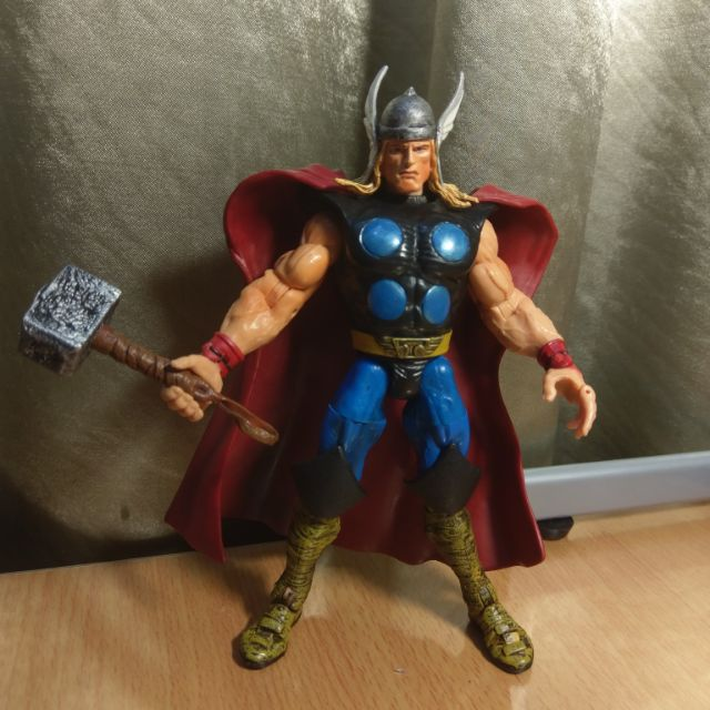 Marvel legends  TOYBIZ  漫畫版 雷神索爾  THOR