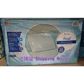 【代購屋】Costco 好市多 代購 美國 COMFORT 雙面涼感記憶枕 (61*41*15cm)/記憶枕/枕頭