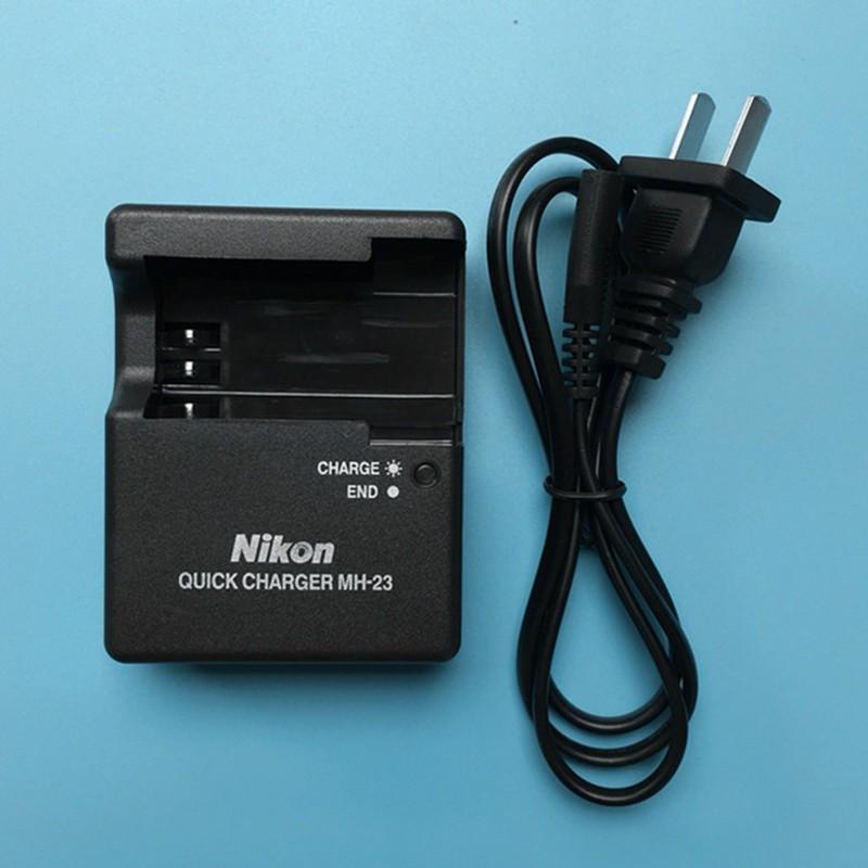 尼康Nikon D3000 D5000 D40 D60 單反相機EN-EL9a 相機充電器MH-23