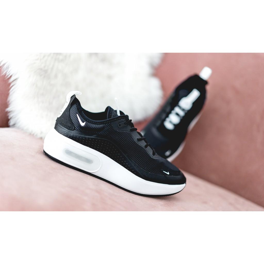 4月 NIKE AIR MAX DIA 'BLACK' 長高高 休閒運動鞋 AQ4312-001