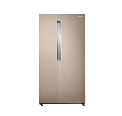 Samsung 620L Twin Cooling Plus Side by Side Fridge RS62K61A77P/SS
