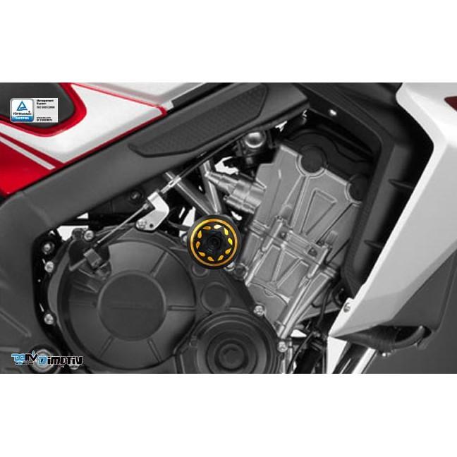 【R.S MOTO】HONDA CBR650R CB650R 18-19 SAFE款 車身防倒球 DMV