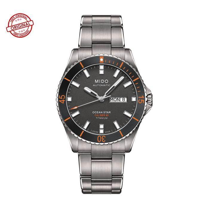 นาฬิกา ข้อมือ ผู้ชาย MIDO Ocean Star Caliber80 M026.430.44.061.00
