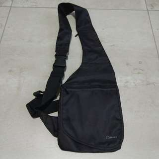 Authentic Delsey sling bag