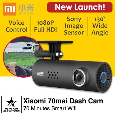 Xiaomi 70mai Dash Cam