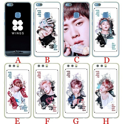 120a Bangtan Boys You Never Walk Alone Bts Hard Phone Shell Case for Huawei P10 P9 Plus P8 Lite 2015