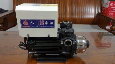 ╭☆優質五金☆╮木川KQ800IC*1HP電腦變頻加壓馬達*加壓機~網拍授權廠商有保障 KQ800NIC