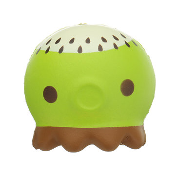 Puni Maru Squishy Keiko 4CM Magnetic Ice Cream Stack Octopus Toys
