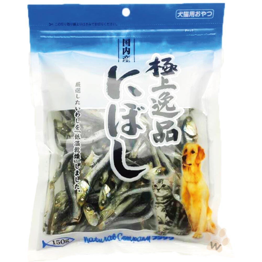 日本零食 極上逸品珍味魚乾150g 1入