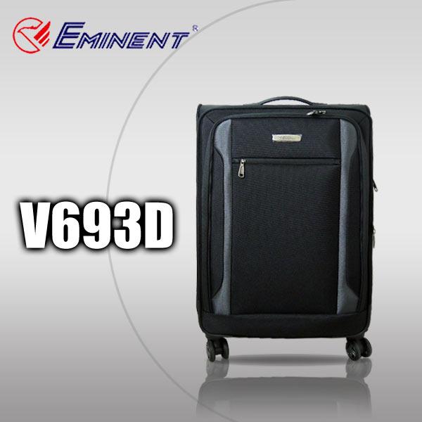 【加賀皮件】EMINENT 雅仕 萬國通路 可擴充加大 20吋布箱 旅行箱 行李箱 V693D