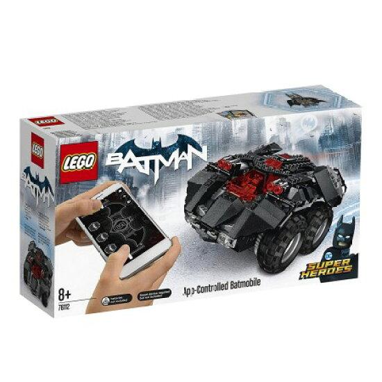 Lego(LEGO)超級市場·英雄應用程式操縱球棒美孚76112 MARCHEN STORE