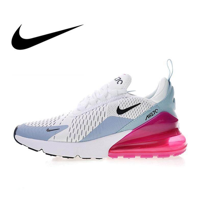 19f97a557b NIKE Air Max 270 women's shoes outdoor sport sneakers comfortable breathable  2018 new white