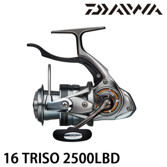 【釣魚弟弟】Daiwa TRISO2500LBD 3000LBD 手煞車捲線器