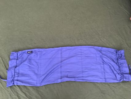 AKEMI bolster case - dark blue