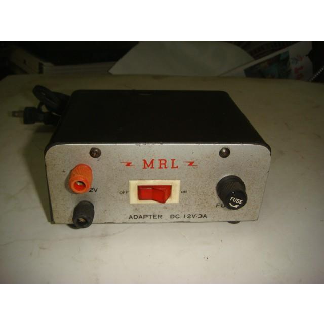 MRL~電源供應器/充電器/變壓器~輸入AC110V/輸出DC12V/3A