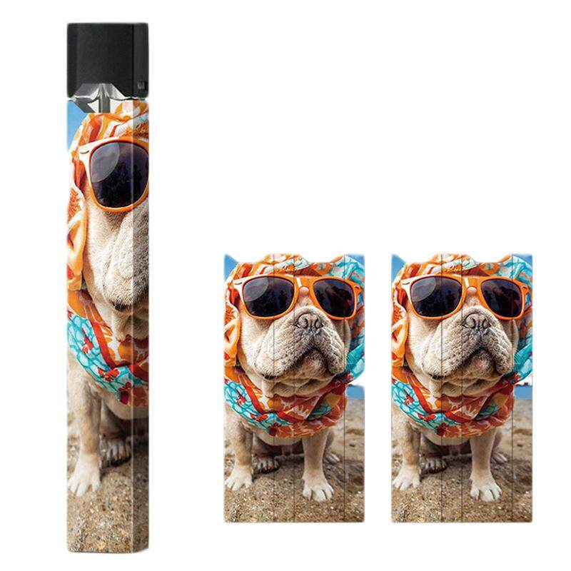 GM Skin Decal Wrap for JUUL Vape Protective Vinyl Cover Sticker Kit