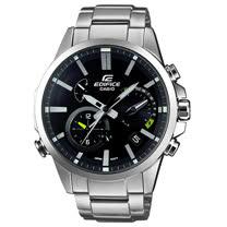 CASIO EDIFICE 極限速度太陽能藍牙賽車錶-EQB-700D-1ADR