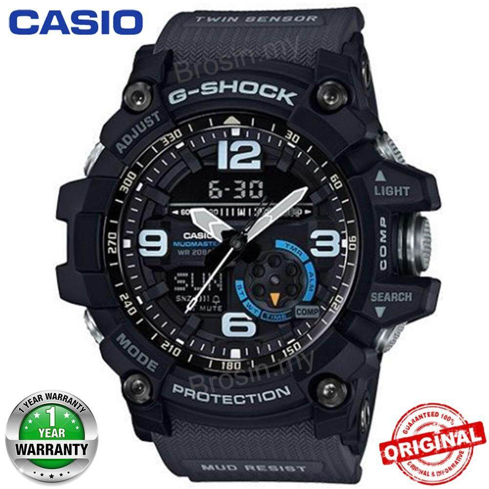 Casio G-SHOCK GG-1000 MUDMASTER Mens Watch Men Sport Watches GG-100